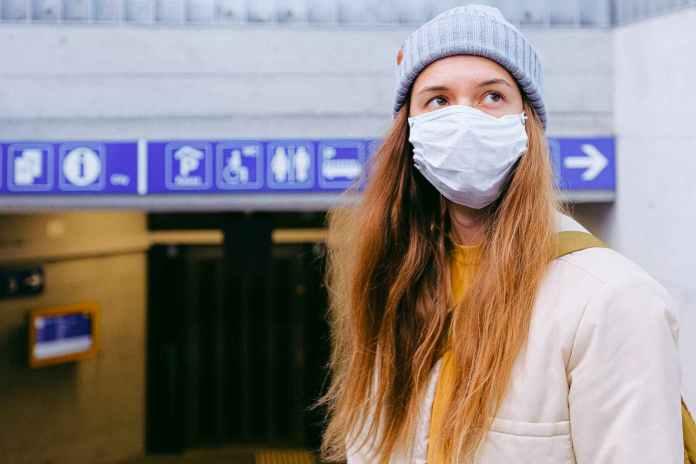 Virus, peur, masque